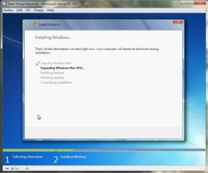 Mempercepat Proses Install Windows 7